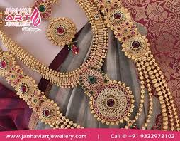 bridal set for rent complete south indian bridal set in mumbai india janhavi