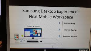 continuum android style galaxy s8 and next mobile workspace