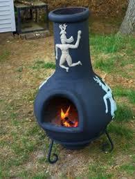 Large Terracotta Chiminea Clay Chiminea Fire Pit Fire Pit Pinterest Chiminea Fire Pit