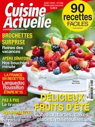 magazine cuisine actuelle 57 best magazine cuisine images on cooking food chefs