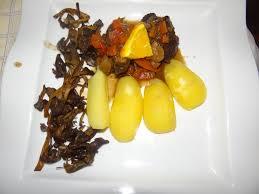 comment cuisiner une joue de boeuf bourguignon de joue de boeuf à l orange recette de bourguignon de