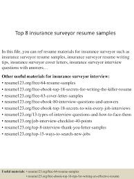 Teradata Resume Sample by Top8insurancesurveyorresumesamples 150730023644 Lva1 App6891 Thumbnail 4 Jpg Cb U003d1438223854