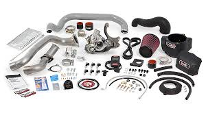 turbo jeep wrangler gale banks engineering 24244 sidewinder turbo system non