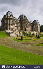 French Chateau Style The Bowes Museum At Barnard Castle North East England Uk French