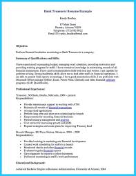 Teller Duties For Resume Nice One Of Recommended Banking Resume Examples To Learn Resume