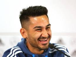 gundogan hair ilkay gundogan breaks his own transfer to manchester city after