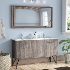 Bathroom Cabinets With Mirror Modern 56