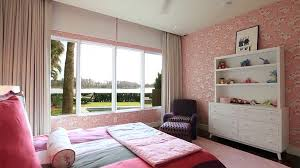 Pink And White Bedrooms - custom modern home by phil kean designs designing idea
