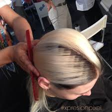 trending hair colors 2015 pixelated hair is the newest cutting edge trend bored panda