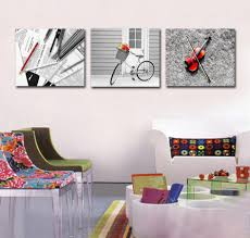 Paintings For Living Room Aliexpress Com Buy 3 Piece Canvas Wall Art Paintings For Living