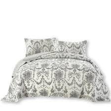Black Floral Bedding Bedspreads U0026 Quilt Sets