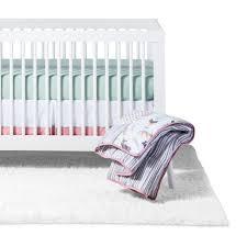 Jojo Crib Bedding Set Sweet Jojo Designs Crib Bedding Set Coral Mint Woodsy 11pc
