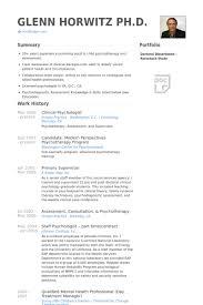 psychology resume template clinical psychologist resume sles visualcv resume sles database