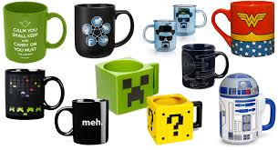 Awesome Coffee Mugs Most Awesome Geeky Coffee Mugs You Can Find Walyou