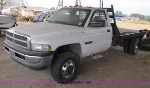 dodge ram 3500 flatbed 2001 dodge ram 3500 flatbed truck item 3469 sold novemb