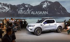 nissan renault car renault alaskan will be sold everywhere except alaska