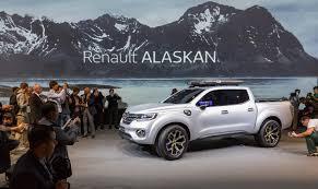 renault alaskan 2017 renault alaskan will be sold everywhere except alaska