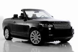 matte white range rover range rover 2 door convertible