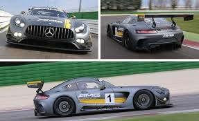 mercedes racing car mercedes amg gt3 race car drive review car and driver