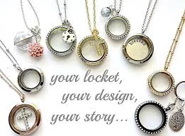 personalized locket necklace stonebridge designs glass memory lockets and floating charms about
