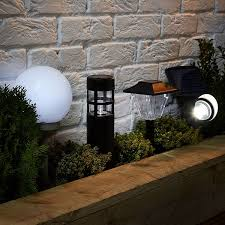 outdoor lighting outside solar lights