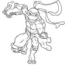teenage mutant ninja turtle coloring pages print coloring