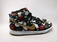 concepts x nike sb dunk high prm cncpts ugly christmas sweater