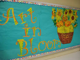pittsburgh glamour art classroom decorating your art bulletin