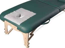 massage table with hole disposable breath hole covers for massage tables face hole covers