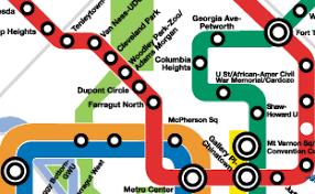 dc metro rail map company seven washington d c metrorail system map