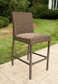 Patio Bar Chairs 5 Pit Bar Height Patio Set Franklin Rc Willey