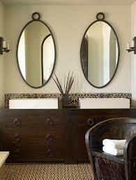 Etched Bathroom Mirror Lark Manor Morandiere Oval Etched Border Bathroom Vanity Mirror