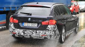 bmw 5 series m sport package spied 2011 bmw 5 series touring with m sport package
