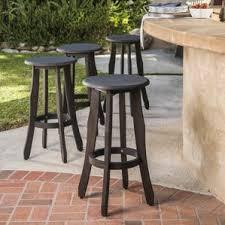 Wood Bar Chairs Patio Bar Stools You U0027ll Love Wayfair