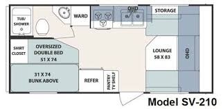 Travel Trailers With Bunk Beds Floor Plans 2007 Surveyor Travel Trailer Floor Plans U2013 Meze Blog