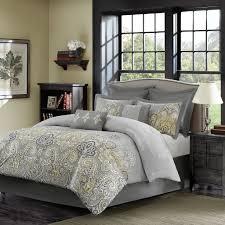 bedroom marvelous grey comforter sets queen bring warm nuance for