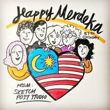 45 wonderful hari merdeka wish pictures and images