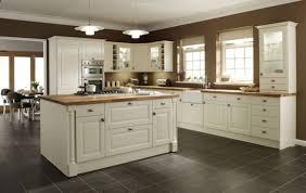 kitchen cream cabinets kitchen cool ikea cream kitchen cabinets with grey floor 7847