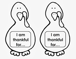 6 best images of thanksgiving printable craft templates