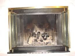 Convert Gas Fireplace To Wood by Converting A Natural Gas Fireplace To A Wood Fireplace Hearth