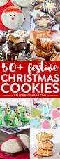 50 festive christmas cookies christmas cookies christmas eve