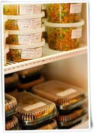notre menu les petits plats de plats cuisinés à emporter