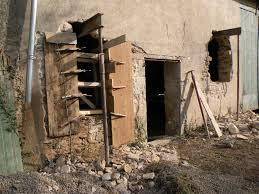 fabriquer porte de grange chambre fabriquer une porte de grange quincaillerie de porte