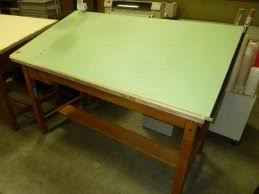 Dietzgen Drafting Table Drafting Tables For Sale 5 Antique American Drafting Table By