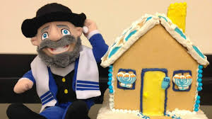 hanukkah toys hanukkah mensch on a bench goes mainstream the times of israel