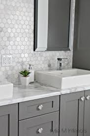 benjamin moore light blue carrera marble bathrooms painted interior doors travertine tile