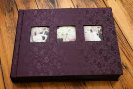 personalized wedding album cover materials boston wedding photographer zev fisher