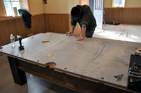 how to level a pool table dorset custom furniture a woodworkers photo journal road trip
