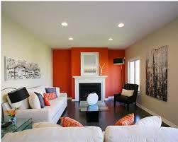 living room paint color ideas orange white paints