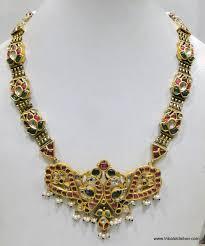 antique emerald necklace images Vintage antique 20k gold diamonds rubies and emerald necklace jpg